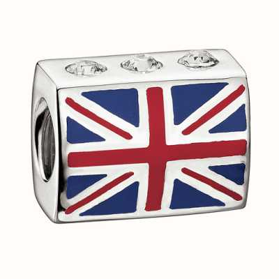 Chamilia  The Swarovski Collection - Union Jack - Crystal 2083-00 2083-0059