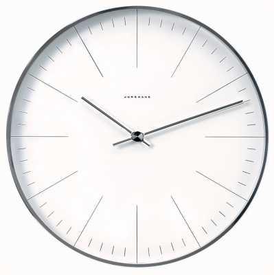 Junghans max bill 30cm Wall Clock Quartz 367/6046.00