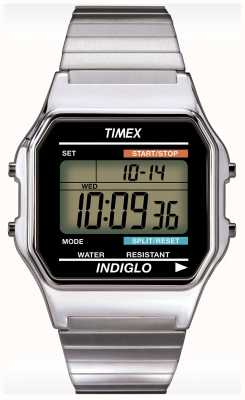 Timex Gent's Indiglo Alarm Chronograph Watch T78587