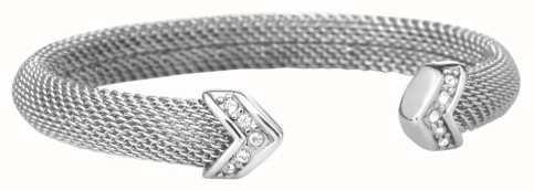 Skagen Stainless Steel Mesh Cuff JCS0015