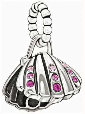 Chamilia Disney - Ariel's Shell - Pink Swarovski 2025-0987