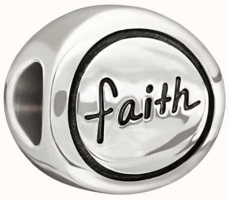 Chamilia 'Faith' Disc Charm 2025-0991