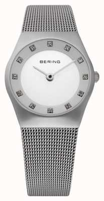 Bering Ladies Mesh Bracelet Watch 11927-000