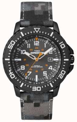 Timex Mens Expedition Uplander Grey Camo Watch T49966