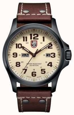 Luminox Atacama Field Day Date Gunmetal Watch XL.1927