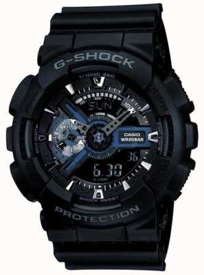 Casio G-Shock Chronograph Watch GA-110-1BER