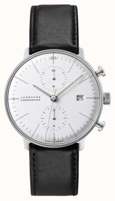 Junghans max bill Chronoscope 027/4600.00