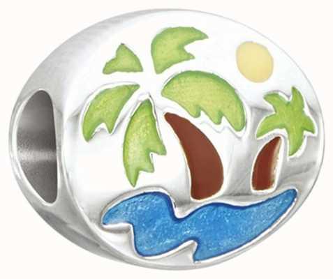 Chamilia Oasis Summer Scape Charm 2025-1410