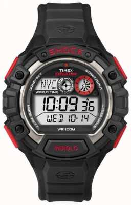 Timex Expedition World Shock Alarm Chronograph T49973