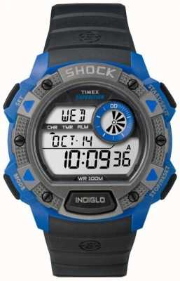 Timex Mens Expedition Base Shock Blue TW4B00700