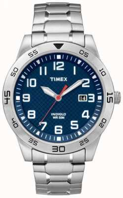 Timex Mens Fieldstone Way Stainless Steel TW2P61500