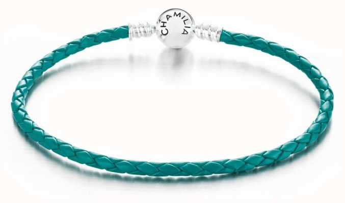 Chamilia Teal Braided Medium bracelet 1030-0135