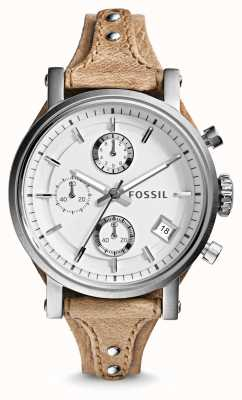 Fossil Womens Original Boyfriend Leather ES3625