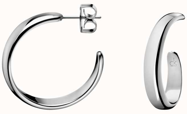 Calvin Klein Embrace Stainless Steel Earrings KJ2KME000100
