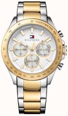 Tommy Hilfiger | Men's Hudson | Stainless Steel Bracelet | White Dial | 1791226