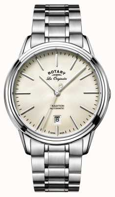 Rotary Men's Les Originales Tradition Automatic Watch GB90161/32