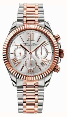Thomas Sabo Women's Watch DIVINE CHRONO WA0221-272-201-38