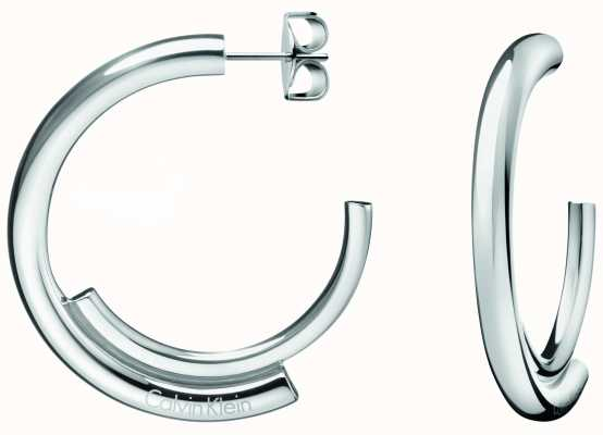 Calvin Klein Womens Scent Stainless Steel Earrings KJ5GME000100