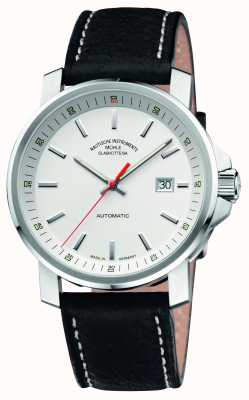 Muhle Glashutte 29er Big Leather Band White Dial M1-25-31-LB