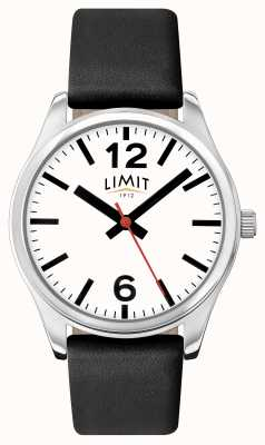 Limit Womens Black Strap White Dial 6181.01