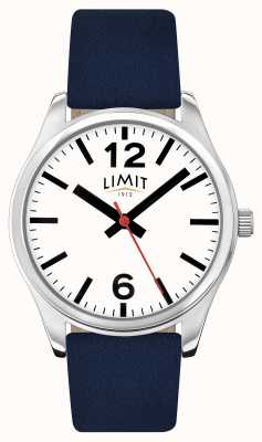 Limit Mens Blue Strap White Dial 5627.01