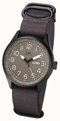 Limit Mens Pilot Grey Strap Grey Dial 5494.01