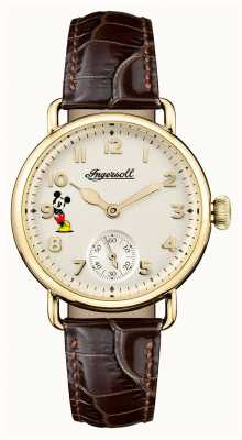 Ingersoll Womens Union The Trenton Disney Limited Edition Brown ID00102