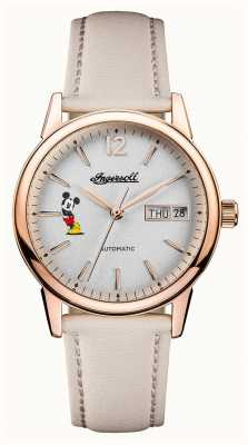 Ingersoll Womens Union The New Haven Disney Leather Strap ID01102