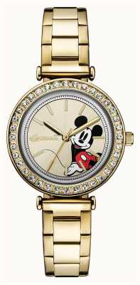Ingersoll Womens Union The Disney Gold Tone Stainless Steel ID00304