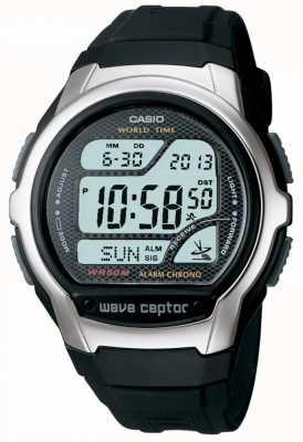 Casio Mens Waveceptor Radio Controlled Alarm WV-58U-1AVES