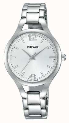 Pulsar Womans Silver Stainless Steel PH8183X1