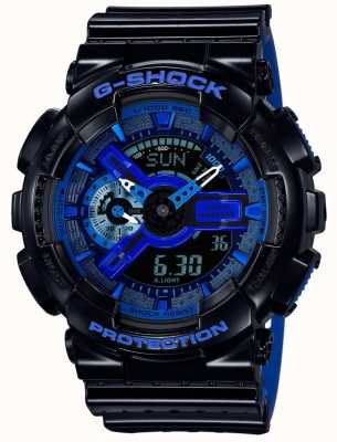 Casio G Shock Men's Resin Bracelet Watch GA-110LPA-1AER