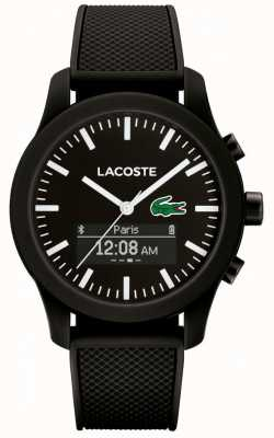 Lacoste Mens 12.12 Bluetooth Smart Watch Green Black 2010881
