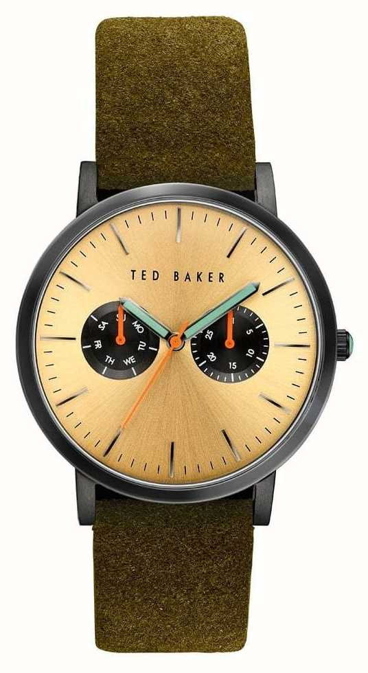 6e17658beec926 Ted Baker Mens Multi-function Black Case TE10030759 - First Class ...