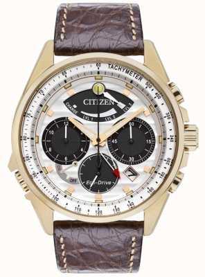 Citizen Mens Calibre 2100 Limited Edition Alarm Chronograph AV0068-08A