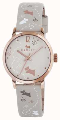 Radley Printed Strap Watch RY2342