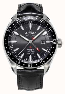 Alpina Mens Alpiner 4 GMT Automatic AL-550G5AQ6
