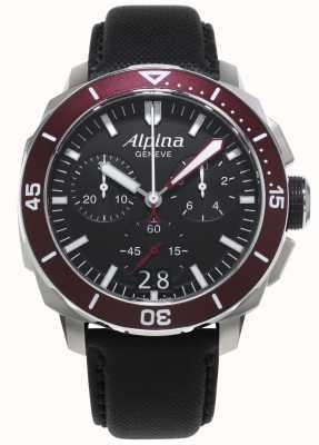 Alpina Mens Seastrong Diver 300 AL-372LBBRG4V6