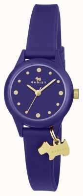 Radley Womans 'Watch It' Purple RY2436