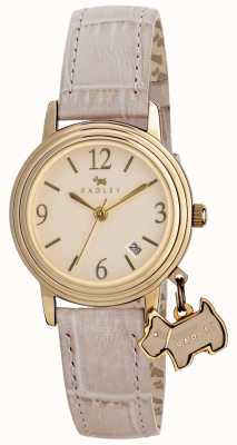 Radley Womans Darlington Cream Leather Strap RY2300