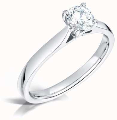 Certified Diamond 0.50ct H SI1 IGI Diamond Engagement Ring FCD28392