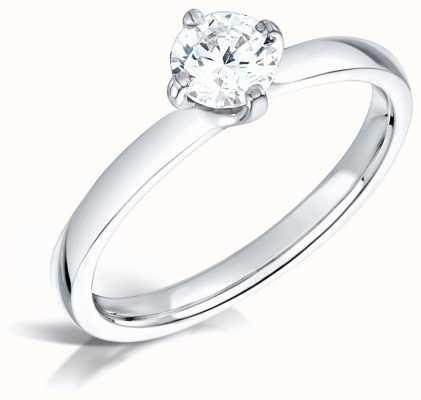 Certified Diamond 0.50ct H SI1 IGI Diamond Engagement Ring FCD28377