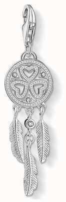 "Thomas Sabo Charm Pendant ""Dreamcatcher Hearts"" 1424-051-21"