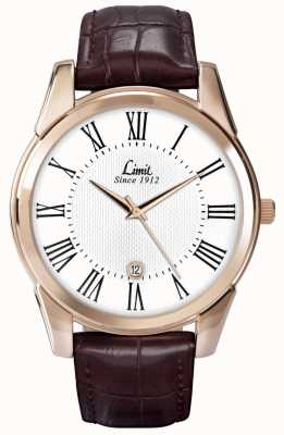 Limit Mens Limit Watch Leather 5453.01