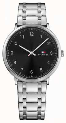 Tommy Hilfiger Mens James Stainless Steel Watch 1791336