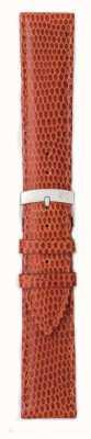 Morellato Strap Only - Ibiza Lizard Calf Brown/red 12mm A01X3266773041CR12