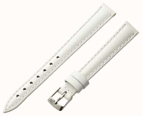 Morellato Strap Only - Twingo Napa Leather White 16mm A01D1877875017CR16