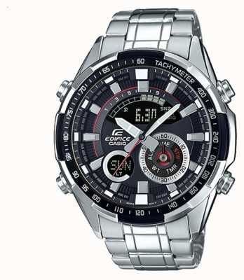 Casio Edifice Watch With Tachymeter ERA-600D-1AVUEF