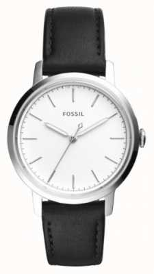 Fossil Womans Neely Black Leather Strap ES4186
