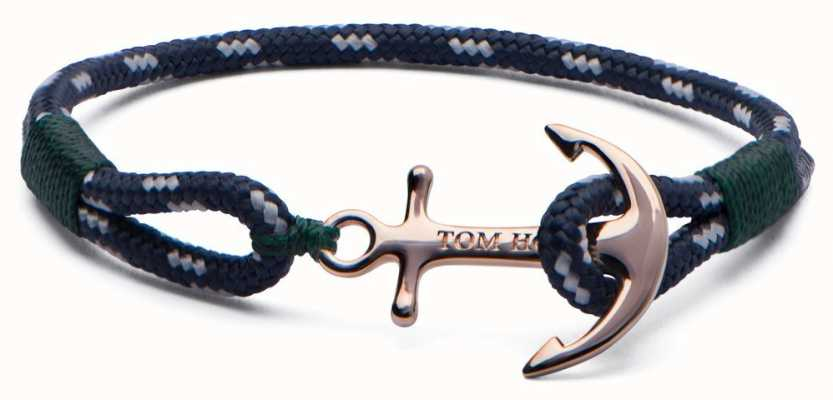 Tom Hope Solid Brass Anchor Mediterranean Medium Bracelet TM0072